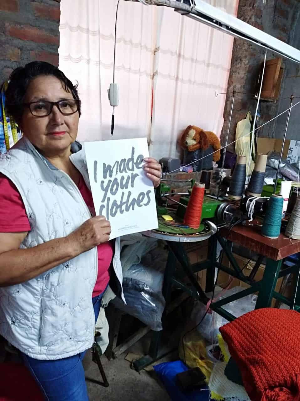 I-made-your-clothes testimonianza inkanti